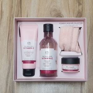 The Body Shop Vitamin E Skincare Collection
